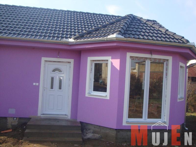 Stara Pazova-Montazne kuce sa temeljom od 195 €./m2 !, nekretnine Stara Pazova