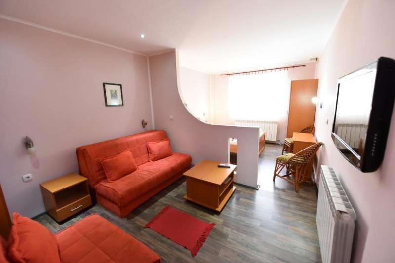 Novi Sad accommodation, rooms