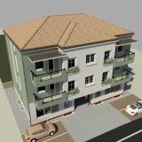 Cacak nekretnine - Cacak-stan u izgradnji 59m2