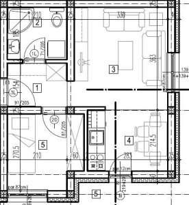 Zlatibor nekretnine - Prodajem jednoiposoban stan na Zlatiboru po promotivnoj ceni