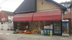 Novi Pazar nekretnine - Kuća i lokal u Kragujevačkoj ulici