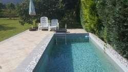 Novi Pazar real-estate - Predivna kuća sa bazenom i pomoćnim objektima na 4,5 km od centra grada