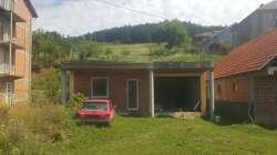 Plac kod Doma za stare Erozija sa započetim objektom