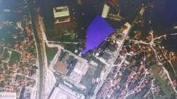 Novi Pazar nekretnine - Plac u industrijskoj zoni od 33 ara