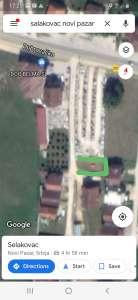 Novi Pazar real-estate - Salakovac Plac