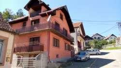 Ljubovija nekretnine - Nameštena kuca u centru Ljubovije, 230 m2