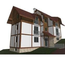 Kopaonik nekretnine - Kopaonik - plac sa građevinskom dozvolom